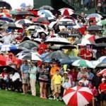 Thể thao - Presidents Cup ngày 2&3: Thời tiết khắc nghiệt