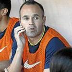 Bóng đá - Iniesta: Quy luật tre già măng mọc