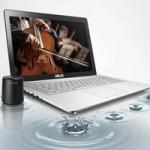 Thời trang Hi-tech - ASUS ra mắt N Series: Điểm nhấn công nghệ âm thanh