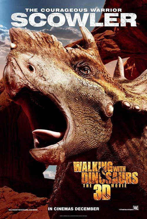 Mãn nhãn trailer Dạo bước cùng khủng long - 1