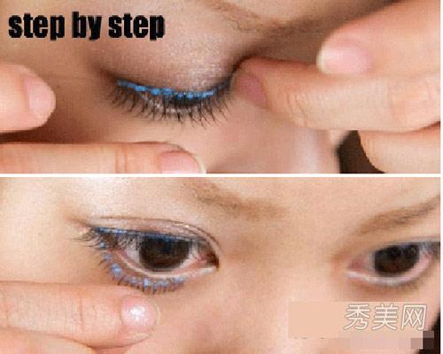 Mẹo trang điểm cho đôi mắt to tròn - 8