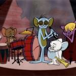 Video Clip Cười - Video funny TOM & JERRY: Ban nhạc chuột