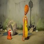 Video Clip Cười - Phim hoạt hình Larva: Bạch tuộc