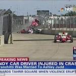 Thể thao - Tai nạn thảm khốc ở Indycar 2013