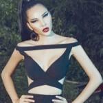 Thời trang - Xem Minh Triệu phô diễn đường cong