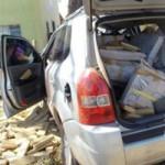 Tin tức ô tô - xe máy - Hyundai ix35 chở nửa tấn cần sa đè chết tài xế