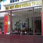 Giáo dục - du học - Lập Ban chỉ đạo tổ chức thi cho SV ĐH Hùng Vương