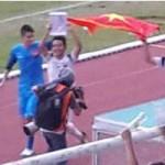 Bóng đá - U19 VN đại thắng, cờ đỏ tung bay