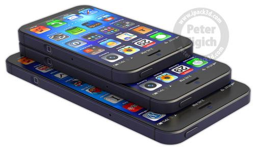 iPhone 6 sẽ có màn hình 4,8 inch - 1