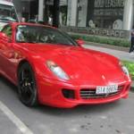 Ô tô - Xe máy - Ferrari 599 GTB độc nhất Việt Nam xuất hiện