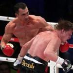 """Thể thao - """"Tiến sỹ búa thép"""" Klitschko hạ gục kẻ thách đấu"""