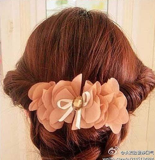 Tạo tóc viền xinh yêu như công chúa - 1