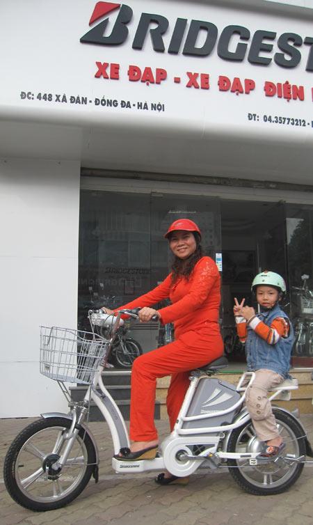 Kinh nghiệm mua xe đạp điện Nhật xịn - 1