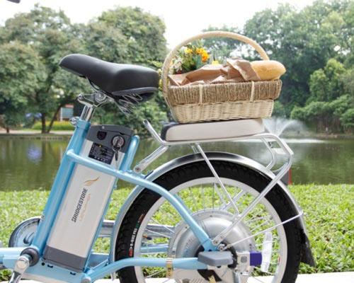 Kinh nghiệm mua xe đạp điện Nhật xịn - 2