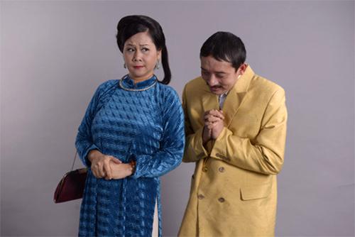 """Minh Hằng sinh ra làm """"bà Phó Đoan"""" - 2"""