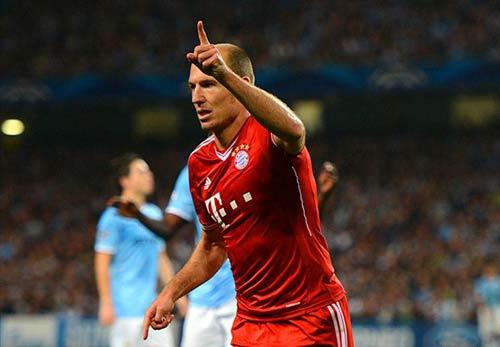 """Robben: """"Bayern không phải Barca 2.0"""" - 1"""
