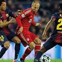 """Robben: """"Bayern không phải Barca 2.0"""""""