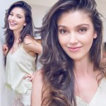 Thời trang - Á hậu Miss Global khoe nét thiên thần