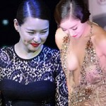 Thời trang - Sao Hàn ngày càng... mất hình tượng
