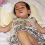 Sức khỏe đời sống - Bé mù, liệt sau mổ thoát vị bẹn: BV cho xuất viện