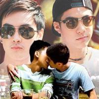 Sốt với 3 cặp hotboy đồng tính Thái
