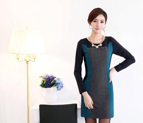 Chinh phục ánh nhìn với váy len gợi cảm - 16