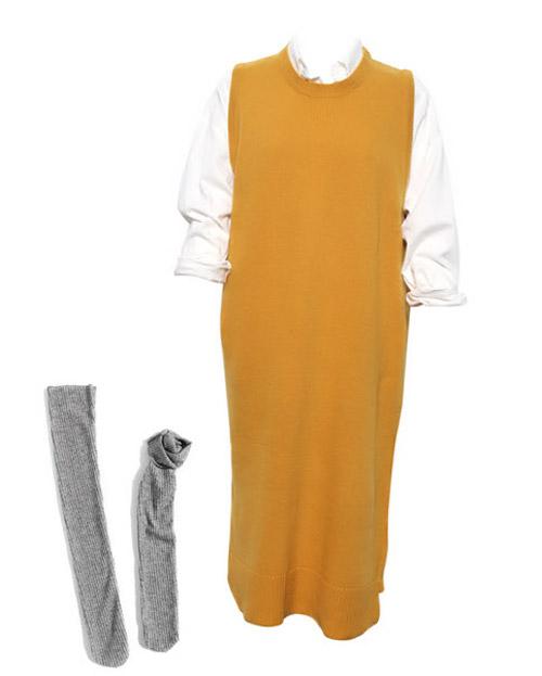 Chinh phục ánh nhìn với váy len gợi cảm - 9