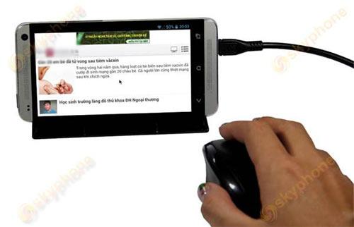 Trải nghiệm công nghệ OTG trên Smartphone - 2