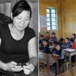 Bạn trẻ - Cuộc sống - Cô giáo trẻ bỏ phố lên rừng