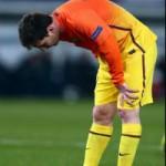 Bóng đá - Messi chấn thương là vì nghỉ nhiều