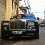 Ô tô - Xe máy - Rolls-Royce Phantom biển tứ quý lên báo nước ngoài