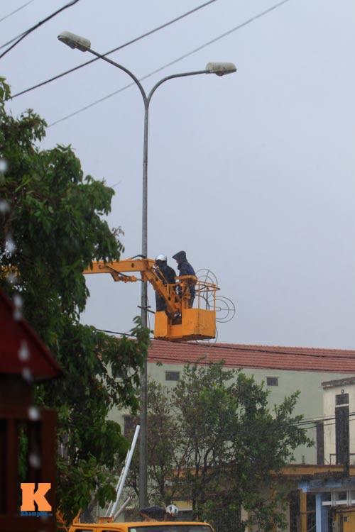 """Trời Quảng Bình """"đổ lệ"""" trước ngày Quốc tang - 5"""