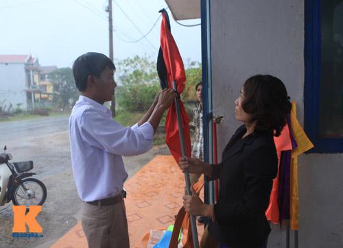 """Trời Quảng Bình """"đổ lệ"""" trước ngày Quốc tang - 6"""