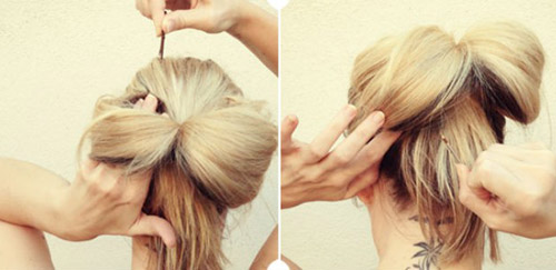 Hướng dẫn tết tóc đi tiệc dễ thương - 5