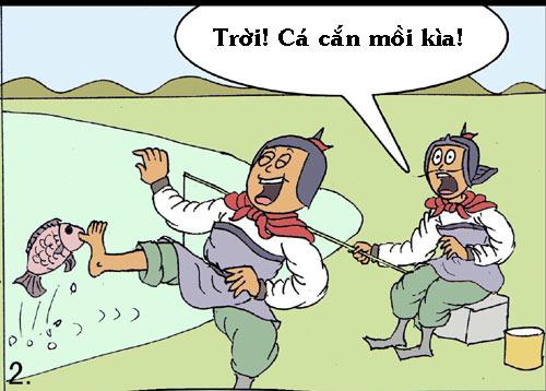 Truyện tranh: Khi ăn cướp gặp ăn trộm - 6
