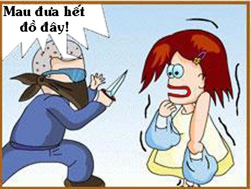 Truyện tranh: Khi ăn cướp gặp ăn trộm - 2