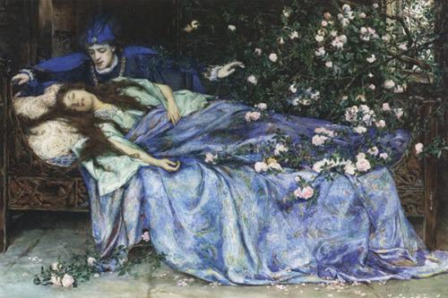 Công chúa ngủ trong rừng bị... cưỡng hiếp - 2