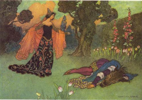 Công chúa ngủ trong rừng bị... cưỡng hiếp - 10