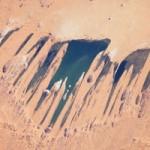 Du lịch - Hồ nước kỳ diệu giữa sa mạc Sahara