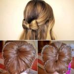 Tóc - Mũ - Nón - Hướng dẫn tết tóc đi tiệc dễ thương