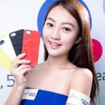 Thời trang Hi-tech - Mỹ nữ xứ Đài đẹp không tỳ vết cùng smartphone