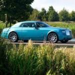 Ô tô - Xe máy - Rolls-Royce Phantom tuyệt đẹp với màu xanh Ả-Rập