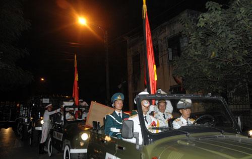 Đêm xem tổng duyệt Lễ đưa tang Đại tướng - 4