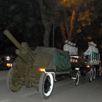 Đêm xem tổng duyệt Lễ đưa tang Đại tướng