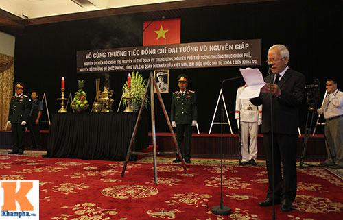 TP.HCM tổ chức viếng Đại tướng Võ Nguyên Giáp - 7