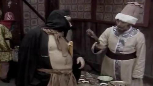 Phì cười diễn viên phụ Tây Du Ký 1986 - 4