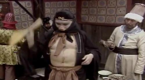 Phì cười diễn viên phụ Tây Du Ký 1986 - 5
