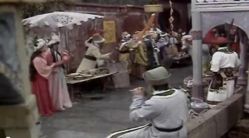 Phì cười diễn viên phụ Tây Du Ký 1986 - 3