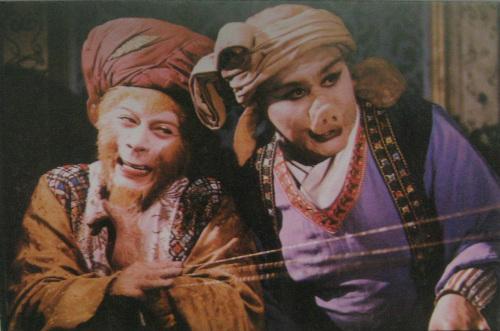 Phì cười diễn viên phụ Tây Du Ký 1986 - 1