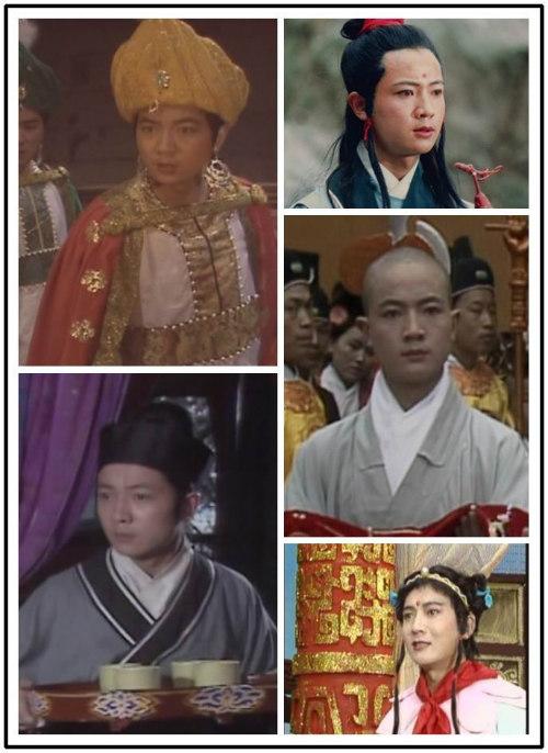 Phì cười diễn viên phụ Tây Du Ký 1986 - 9